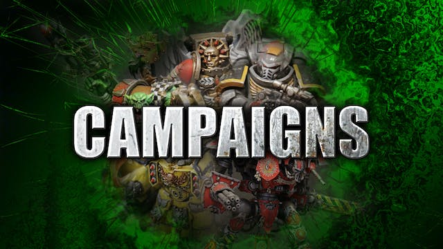 RIPPA'S RUMBLE! Orks Complete Campaign EP1-3