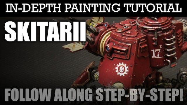 SKITARII In-Depth Painting Tutorial