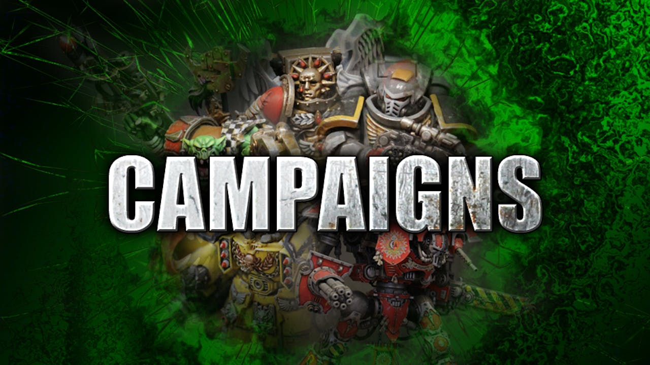 THE GREAT AWAKENING! Necron Complete Campaign EP1-3