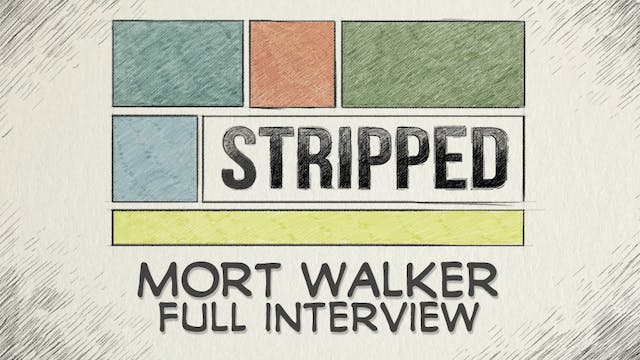 Mort Walker: Full Interview