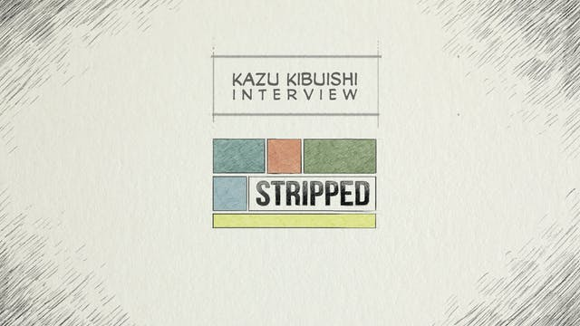 Kazu Kibuishi: Full Interview