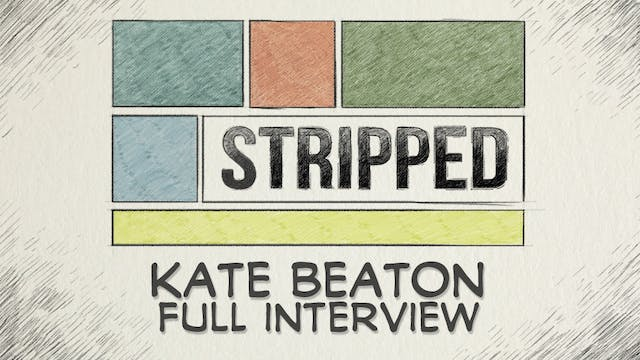 Kate Beaton: Full Interview