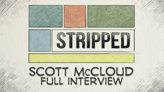 Scott McCloud: Full Interview