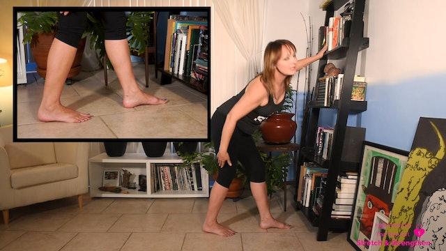 How to Walk in High Heels Part 4