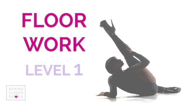 Level 1 Floor Work