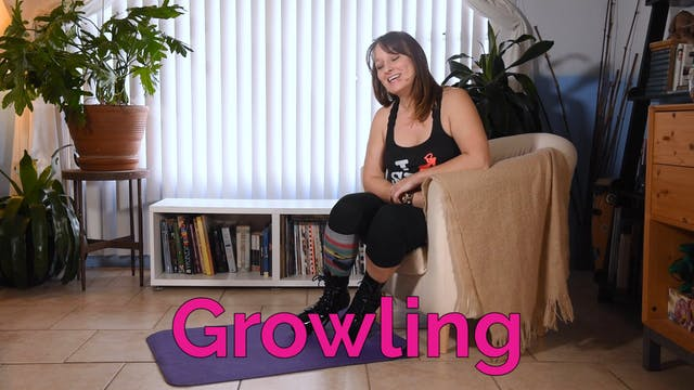 Growling