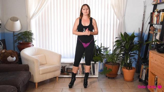 Striptease: Side Slide