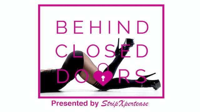 Behind Closed Doors Monthly Subscription