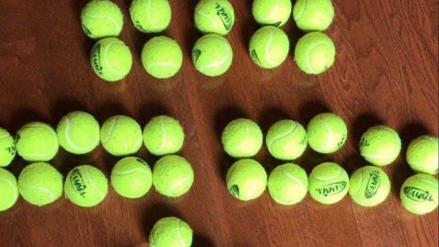 Roll & Restore: Myofascial Release with Tennis Balls - Anisha Chirmule