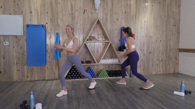 Express9 Lower Body Burn with Brooke
