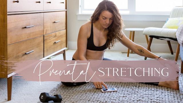 Prenatal Stretching