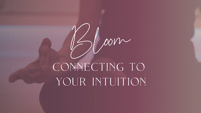 Connecting to Your Intuition