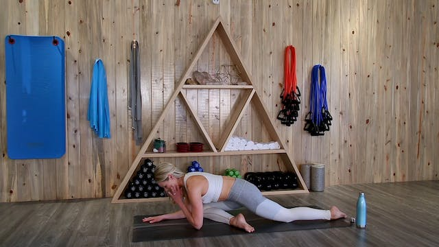 Postnatal Stretch with Michele