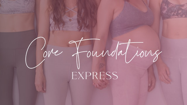 Foundations Express