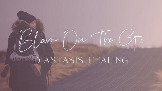 Diastasis Healing (On The Go)