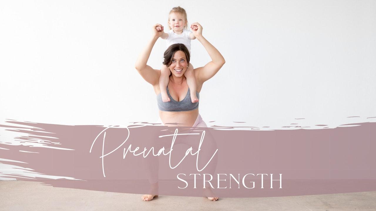 Prenatal Strength