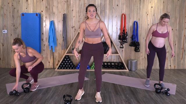 Pelvic Pain Workout 2