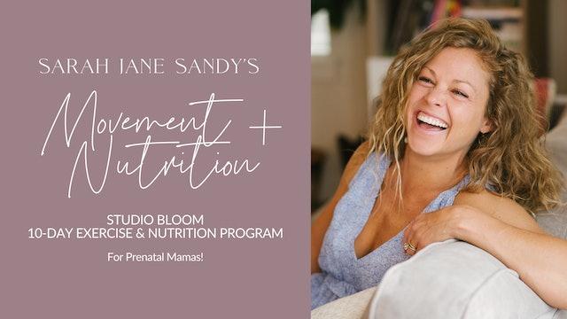 Sarah Jane Sandy's Movement + Nutrition