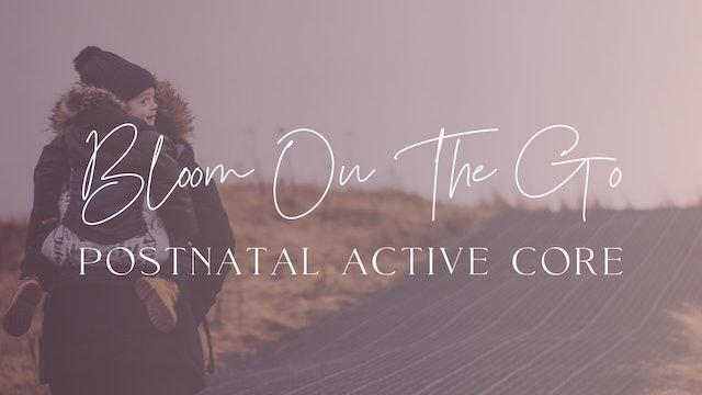 Postnatal Active Core (On The Go)