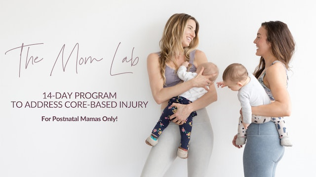 The Mom Lab