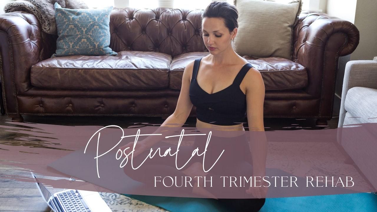 Fourth Trimester Rehab