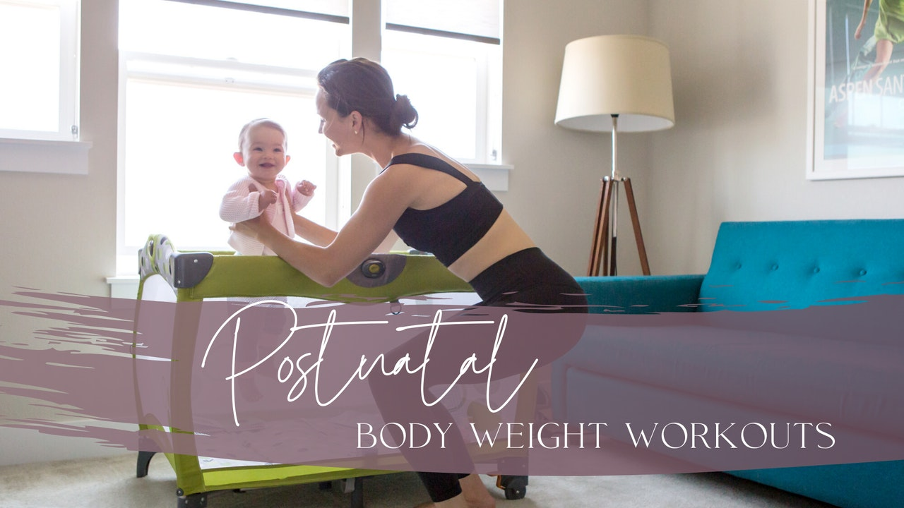 Body Weight Workouts