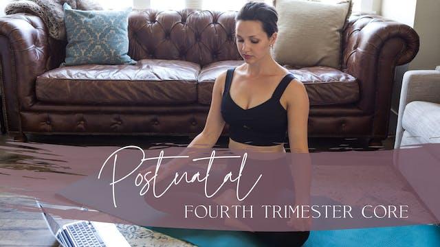 Fourth Trimester Core