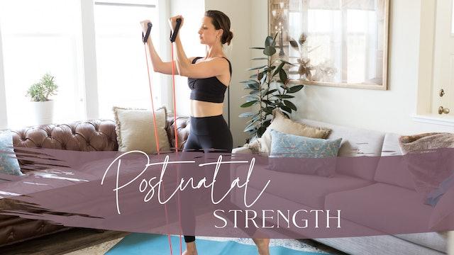 Postnatal Strength