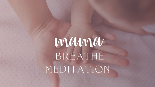 Breathe Meditation