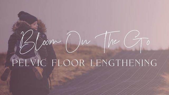 Pelvic Floor Lengthening (On-The-Go)