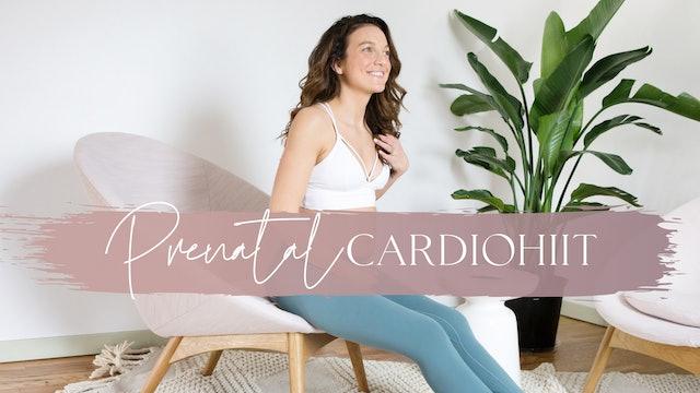 Prenatal CardioHIIT