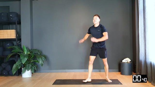 7 minute workout w/Thomas (full body ...