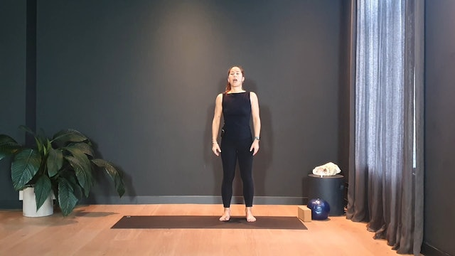 Pilates w/ Rachel for toning the whole body | 30 minutes