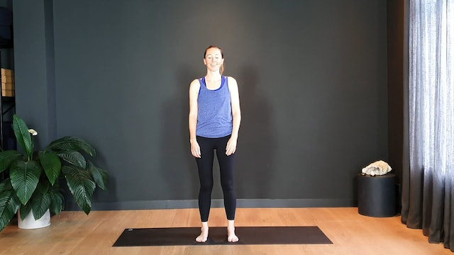 Quick flow w/ Pamela for an energy boost | 15 minutes
