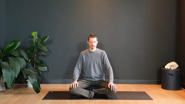 Meditation w/ Marc for focus | 10 minutes