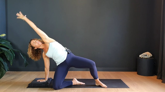 Yin Flow w/ Judith for release in the whole body | 30 minutes