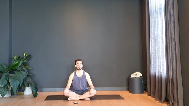 Week 4 Yin flow w/ Joe for the hips