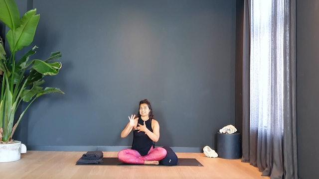 Yoga Nidra w/ Fi | 20 minutes