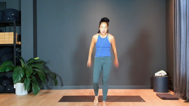 Workshop on shoulders by massage therapist Minh-Thu Le Roy | 20 minutes