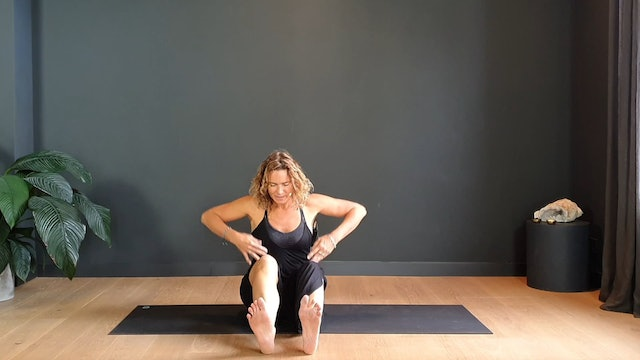 Yin Flow w/ Judith for creating space | 30 minutes