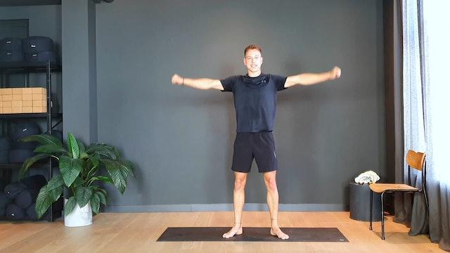 7 minute workout w/Thomas (upper body)