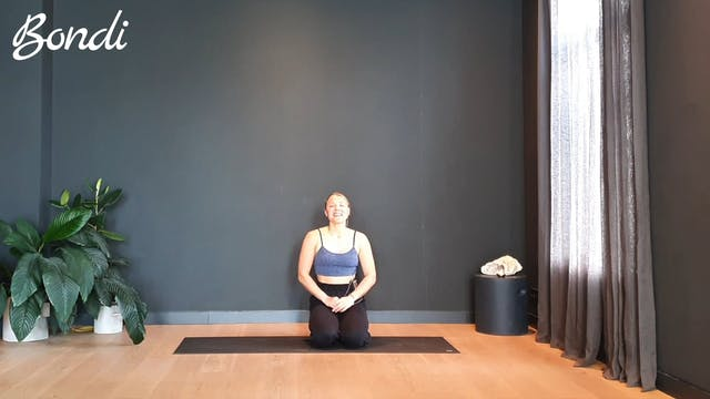 Week 4 Vinyasa flow w/ Ashley for the full body