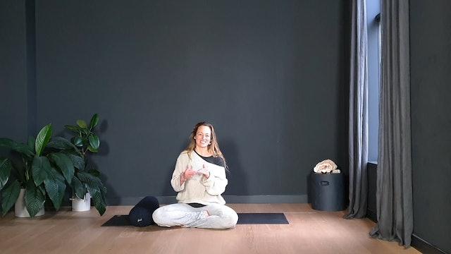 Meditation w/ Lilian for calm and stillness | 20 minutes