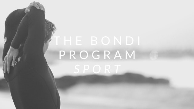 The Bondi Program - Sport