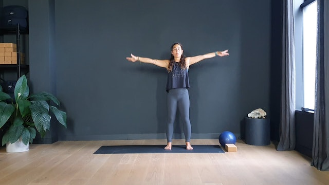 Pilates w/ Rachel for your back | 30 minutes