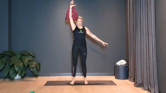 Total Body HIIT workout w/ Calijn No....