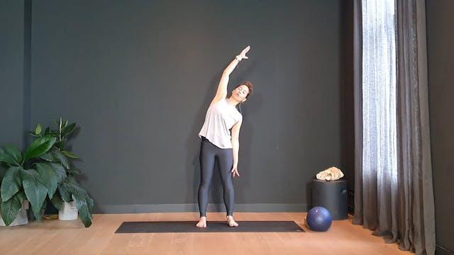 Week 1 Pilates w/ Rachel for the full body