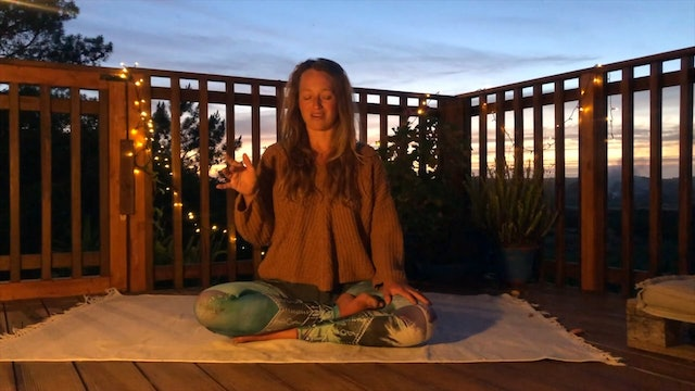 Evening Meditation w/ Lilian | 35 minutes
