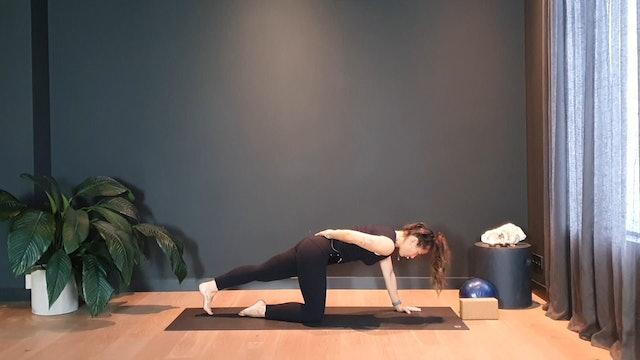 Slow Pilates w/ Rachel for the full body | 30 minutes