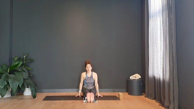 Week 4 Pilates w/ Rachel for the back